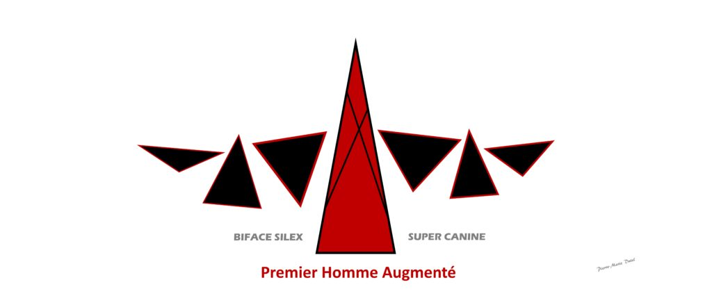 Pierre Marie Dutel. Abstraction géométrique